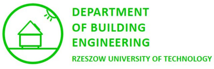 Department of Building Engineering